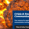Crisis Communications Training Site