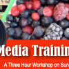 Media Training for Farmers and Food Producers