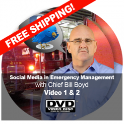 Social Media in Emergency Management: DVD 1& 2