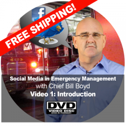 Social Media in Emergency Management: DVD 1: Introduction
