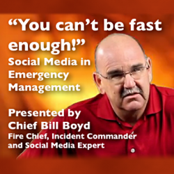 Social Media in Emergency Management: You Can't Be Fast Enough: Free Download